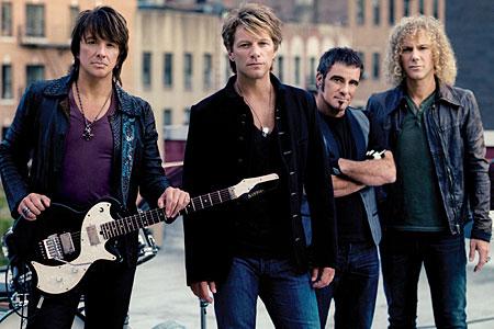 Bon Jovi / ボン・ジョヴィ