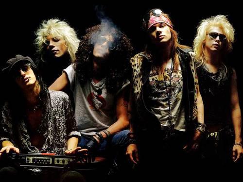 Guns N' Roses / ガンズ・アンド・ローゼズ